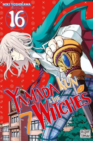 Yamada-Kun and the 7 Witches - .01 | 9782756095356