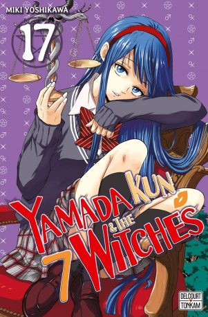 Yamada-Kun and the 7 Witches - .01 | 9782756095363