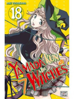 Yamada-Kun and the 7 Witches - .01 | 9782756095370