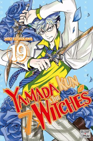 Yamada-Kun and the 7 Witches - .01 | 9782756095387