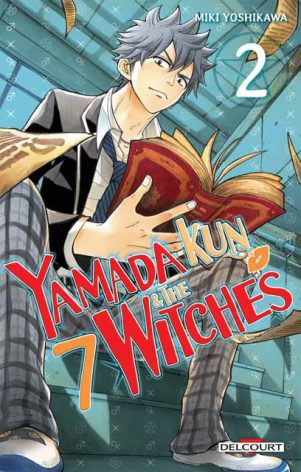 Yamada-Kun and the 7 Witches - .01 | 9782756071688