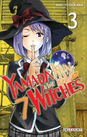 Yamada-Kun and the 7 Witches - .01 | 9782756071695