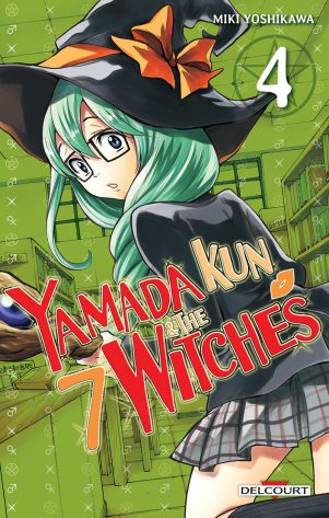 Yamada-Kun and the 7 Witches - .01 | 9782756074818