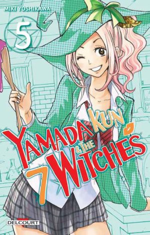 Yamada-Kun and the 7 Witches - .01 | 9782756076539