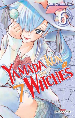 Yamada-Kun and the 7 Witches - .01 | 9782756076546