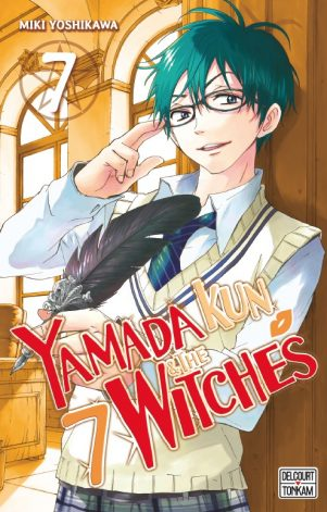 Yamada-Kun and the 7 Witches - .01 | 9782756080062