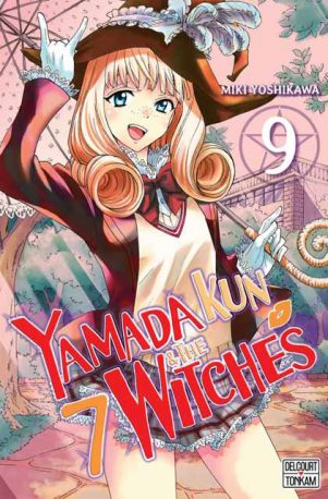 Yamada-Kun and the 7 Witches - .01 | 9782756080444