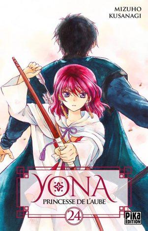 Yona, Princesse de l'Aube - T.23 | 9782811643423