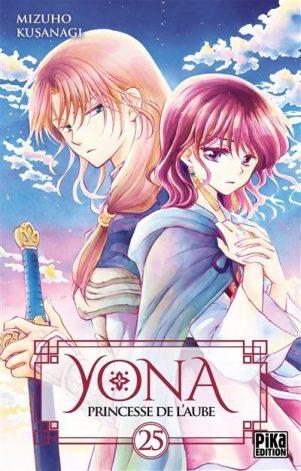 Yona, Princesse de l'Aube - T.23 | 9782811644673