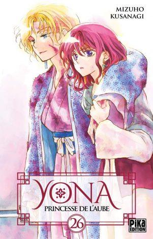 Yona, Princesse de l'Aube - T.26 | 9782811645687