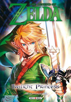 Zelda Twilight Princess - T.05 | 9782302072787