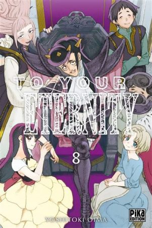 To your eternity - T.08 | 9782811645656