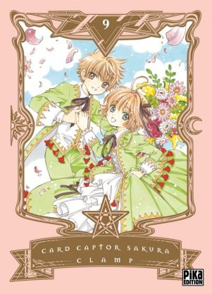 Card Captor Sakura - Edition deluxe - T.09 | 9782811637774