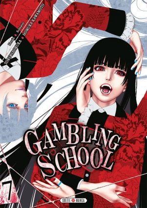 Gambling School - T.07 | 9782302071384