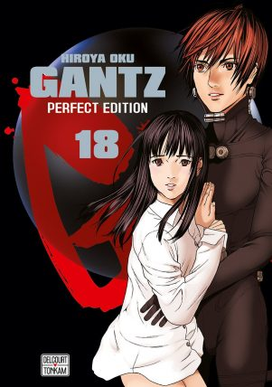 Gantz - Perfect Edition - T.18   9782413003939
