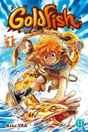 Goldfish   9782373491531