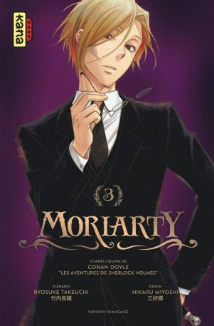 Moriarty - T.03 | 9782505071990