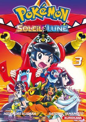 Pokemon - Soleil & Lune - T.03 | 9782368526934