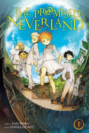 Promised Neverland (the) (EN) T.01   9781421597126