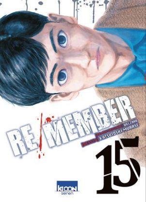 Re Member - T.15 | 9791032703779