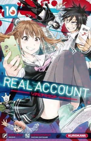 Real Account - T.01 | 9782368526200