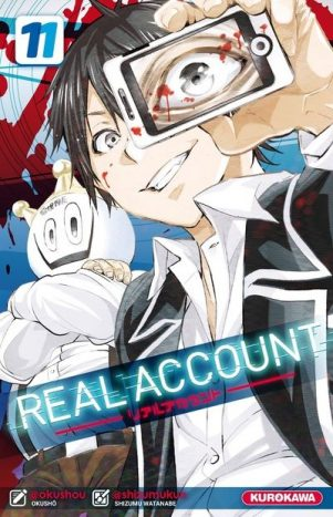Real Account - T.01 | 9782368526217