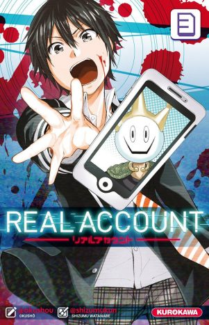 Real Account - T.01 | 9782368523711