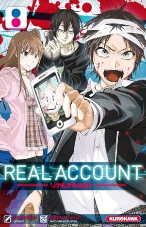 Real Account - T.01 | 9782368525401
