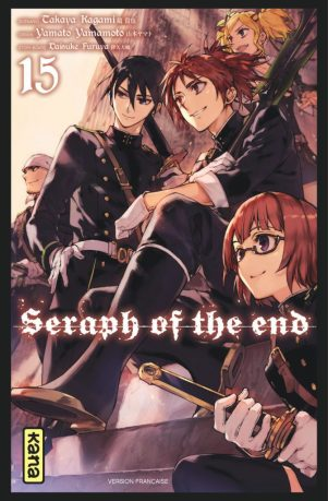 Seraph of the End - T.15 | 9782505071839