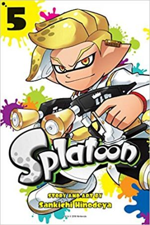 Splatoon (EN) T.01 | 9781974703074