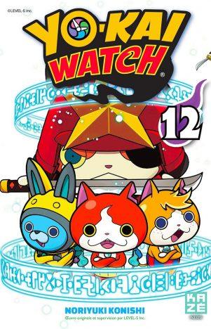 Yo-Kai Watch - T.12 | 9782820335111