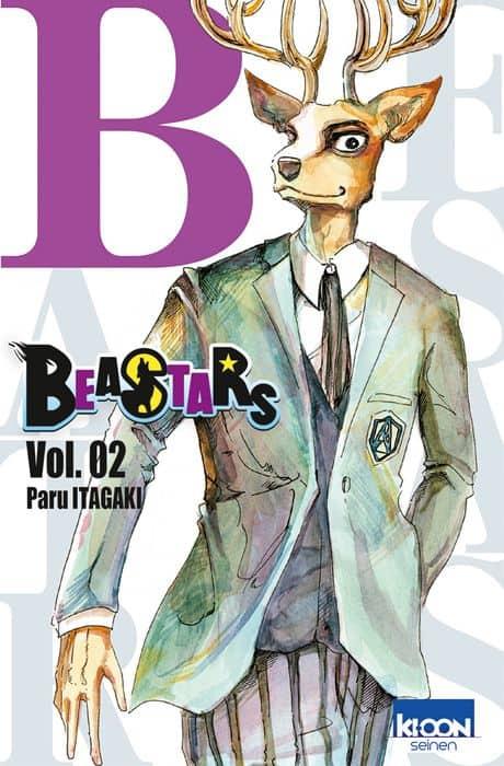 Beastars - T.01 | 9791032703786