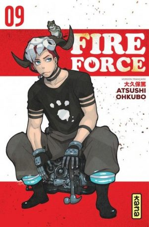 Fire Force - T.09 | 9782505071136