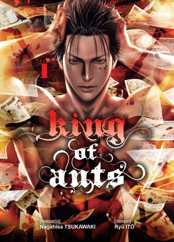 King of Ants - T.01 | 9782372872942
