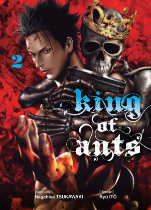 King of Ants - T.01 | 9782372872959