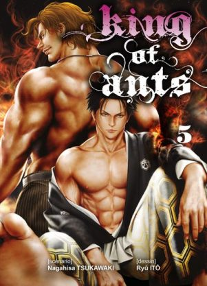 King of Ants - T.01 | 9782372872980