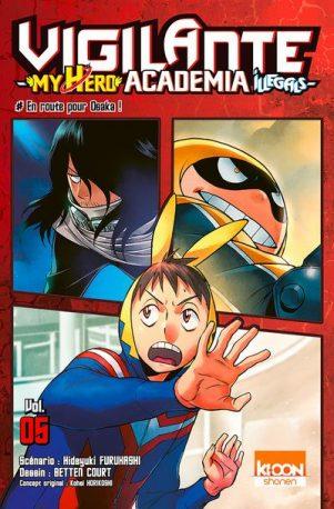 Vigilante - My Hero Academia Illegals - T.05 | 9791032703694