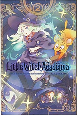 Little Witch Academia (EN) T.02 | 9781975328108
