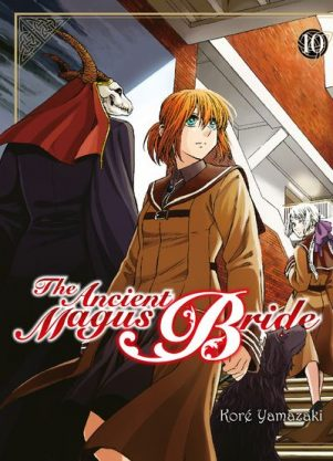 The Ancient Magus Bride - T.10 | 9782372874250
