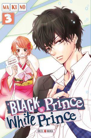 Black Prince & White Prince - T.01 | 9782302062474