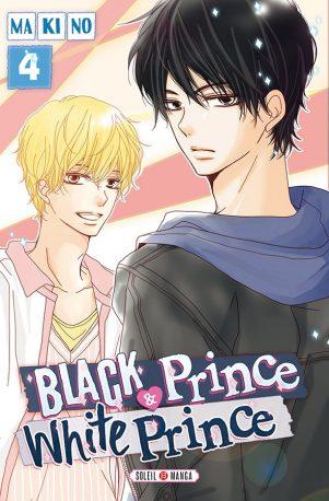 Black Prince & White Prince - T.02 | 9782302064201