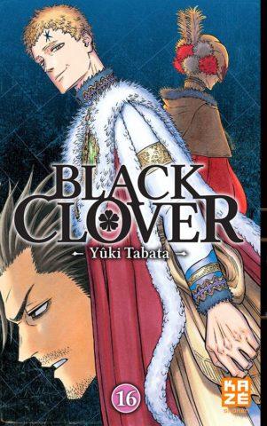 Black Clover - T.16 | 9782820335333