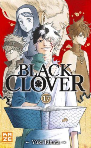 Black Clover - T.17 | 9782820335197