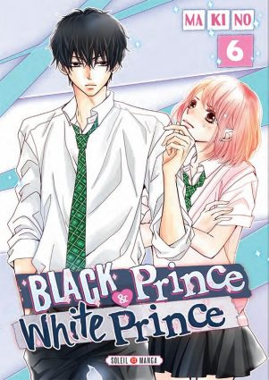 Black Prince & White Prince - T.04 | 9782302068667