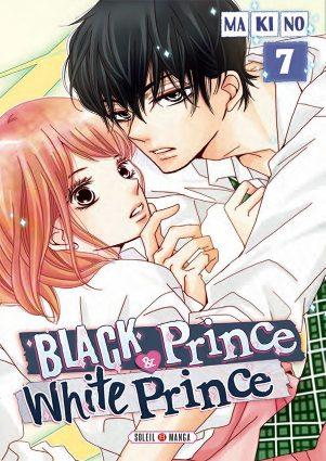 Black Prince & White Prince - T.05 | 9782302069954