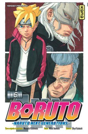 Boruto - Naruto Next Generation - T.06 | 9782505072713