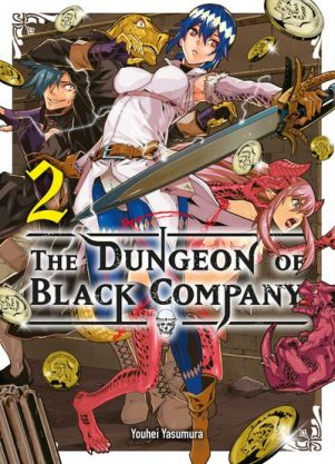 The Dungeon of Black Company - T.01 | 9782372873130