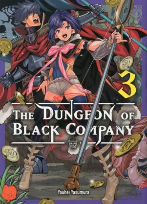 The Dungeon of Black Company - T.01 | 9782372874106