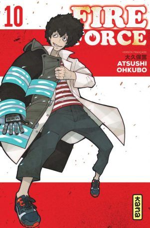 Fire Force - T.10 | 9782505074243