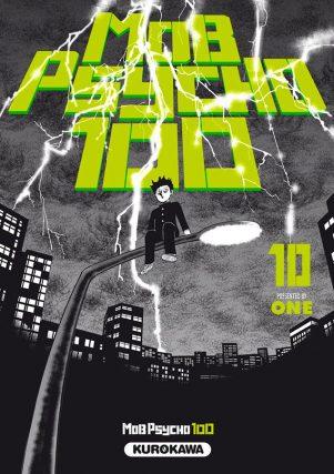 Mob Psycho 100 - T.09 | 9782368525265